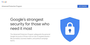 google announces advanced protection program for accounts u0027most at