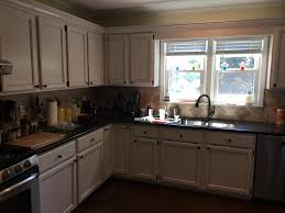 Black Glazed Kitchen Cabinets Light Pewter Cabinets With Black Glaze Pin Stripes 2 Cabinet Girls