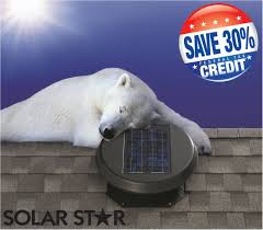 6 reasons to use a solar attic fan green home ohio