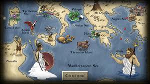 Odyssey Map God Game The Odyssey Poseidon Steam Trading Cards Wiki