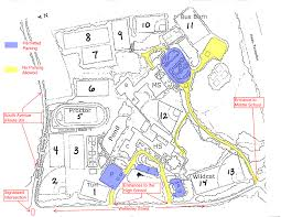 Weston Florida Map by Playing Facilities
