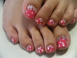 october nail designs for feet nail nails art