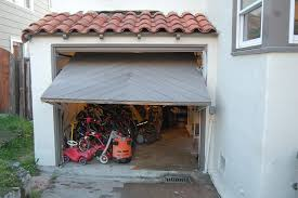 Overhead Door Clearance How Can I Replace A Tilt Up Garage Door With Near Zero Clearance