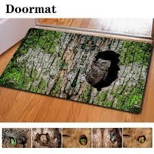 door carpets u0026 2017 new pineapple print carpets non slip kitchen