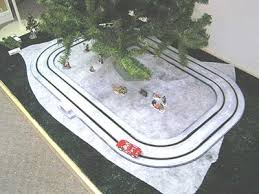 tree slot car track you can build home racing world