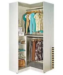 corner closet finally someone understands no wasted space and