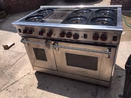 Wolf 48 Inch Gas Cooktop Buy A Used Wolf Or Not Cookware Stoves Chowhound