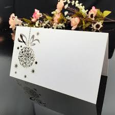 20 pcs laser cut table name place card wedding celebration