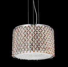 Chrome Crystal Chandelier by Brizzo Lighting Stores 16