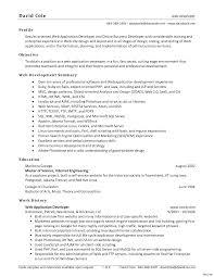 developer resume template fbnvvuh web developer resume template critique front end needs help