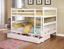 Bunk Beds With Trundle Bunk Bed With Trundle Ebay