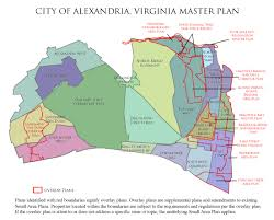 Dc Zoning Map Alexandria Master Plan U0026 Citywide Chapters Planning U0026 Zoning