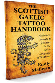 scottish gaelic handbook luckyfish inc and santa