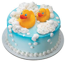 duck cake rubber ducky birthday party plan thepartyworks