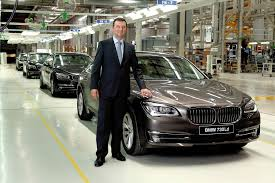 bmw factory tour assembled in india bmw 7 series luxury saloon begins rolling out
