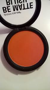 be matte blush blood orange not your average blog or is it