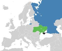 Map Russia Annexation Of Crimea By The Russian Federation Wikipedia