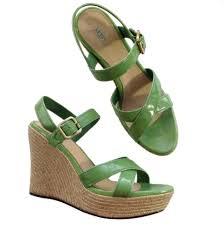 ugg sandals on sale ugg australia green jackilyn sandals size us 11 regular m b