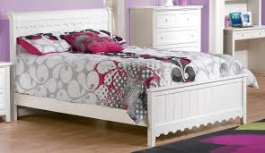 Sweetdreams Full Bed White Leons - Leons bunk beds