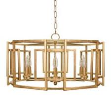 Dining Room Drum Chandelier by Eggshell Home Dining Room Gold Chandelier Pendant Light