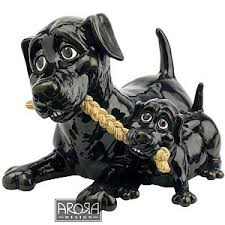 black labrador ornament pets with personality black labrador