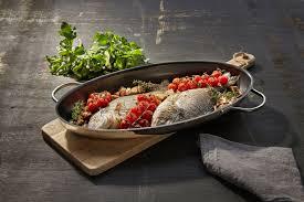 demeyere cuisine demeyere multi glide fish pan demeyere our finest heritage