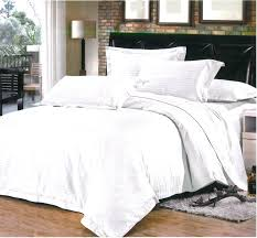 white egyptian cotton duvet cover and bedsheet my5starhome com