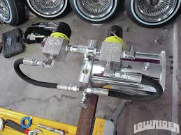 black magic hydraulics set up lowrider magazine