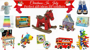 christmas in july perfect gift ideas for toddlers dolly dowsie