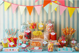 Vintage Candy Buffet Ideas by Vintage Candy Table Ideas Weddingbee