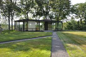Philip Johnson Glass House Floor Plan by Minimal Visual Intrusion On The Surrounding Environment Philip