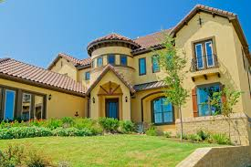 Mediterranean Style Home Interiors What Type Of Home Do I Have Angies List A Red Tile Roof Is One The