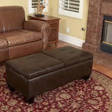 Noble House Chelsea Storage Ottoman Baltimore Bonded Leather Storage Ottoman Furniture Pinterest