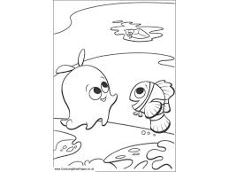 finding nemo colouring pages kids colouring activities