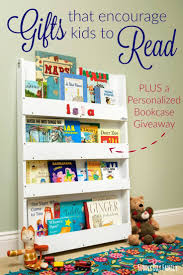 new personalized gift time gift gifts that encourage kids to read win a personalized kid s