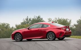 red lexus 2015 lexus rc 350 red motion 5 2560x1600 wallpaper