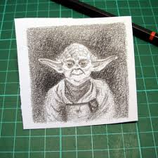 the force made me or yoda birthday card creative home life