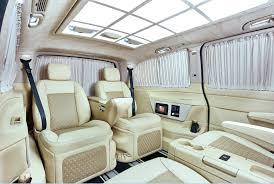 luxury mercedes van mercedes benz v class klassen luxury vip vans cars