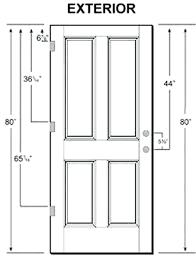 Exterior Doors Brisbane Custom Size Exterior Doors Abundantlifestyle Club