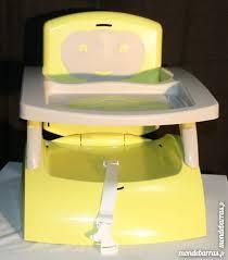 rehausseur de chaise thermobaby achetez rehausseur de chaise occasion annonce vente à margny lès