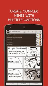 Multiple Image Meme Generator - create your own meme with own picture in android or pc