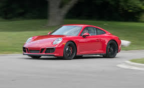 porsche instructions 2017 porsche 911 carrera manual test review car and driver