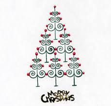 simple christmas card designs u2013 happy holidays