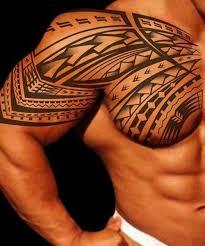 The Best Shoulder Tattoos - 100 tribal shoulder tattoos best shoulder 50 tribal tattoos