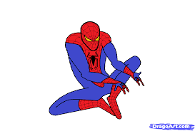 learn draw amazing spiderman marvel characters draw
