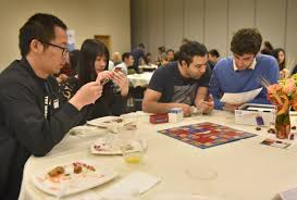 thanksgiving meal introduces uc riverside international students