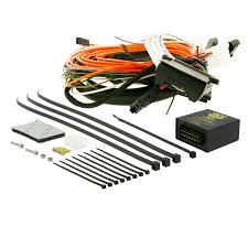 tow bar wiring accessories