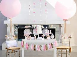 large white balloons pink balloon 36 pink balloons it s a girl baby