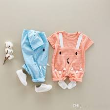 2018 new born baby clothes cotton baby clothes 2017 summer
