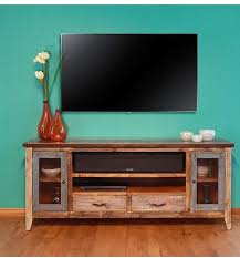 tv cabinet for 65 inch tv rustic tv stand living room decorative styles sadecor
